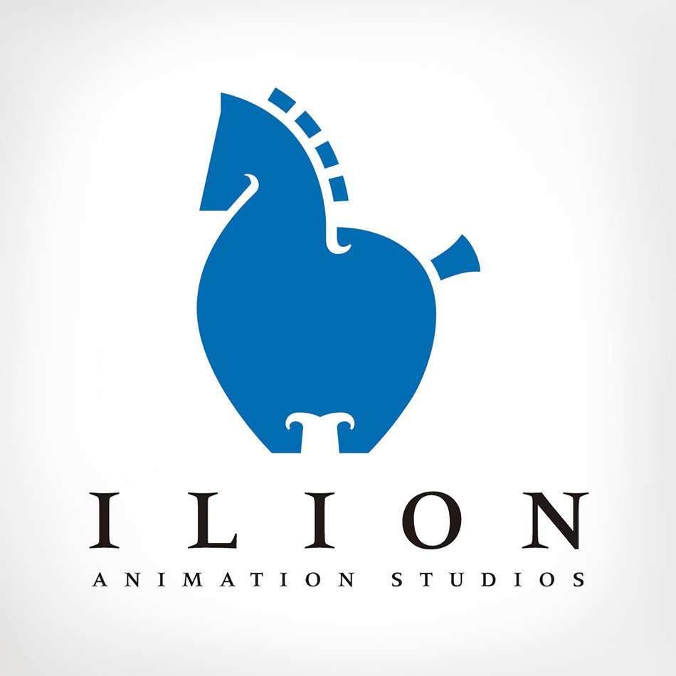 nuevo logotipo Ilion Animation Studios